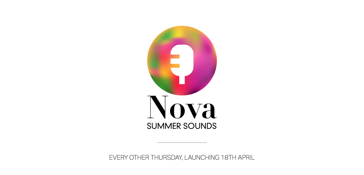 Joins us at Nova Summers Sounds