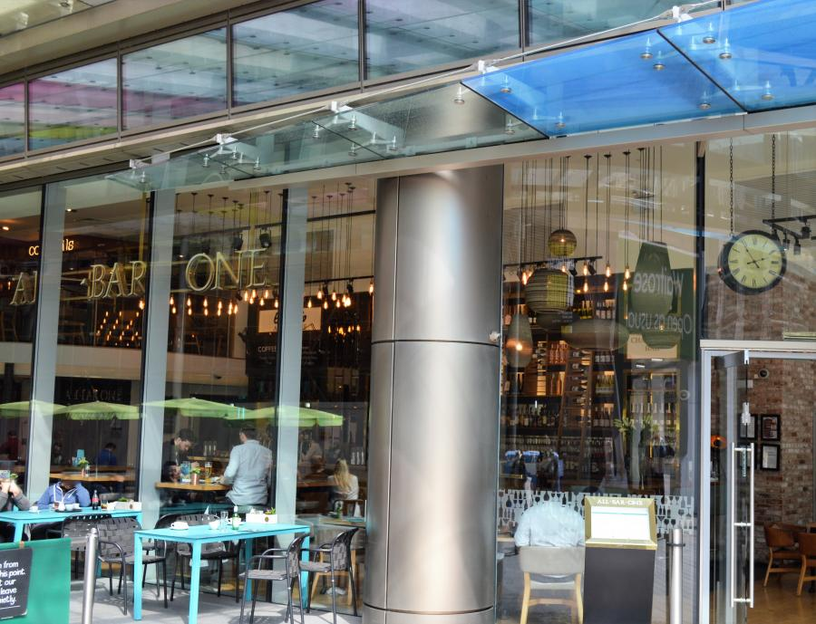All Bar One at Cardinal Place Victoria