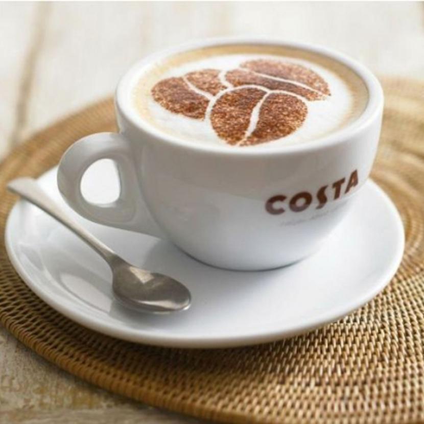 Costa Coffee at Victoria