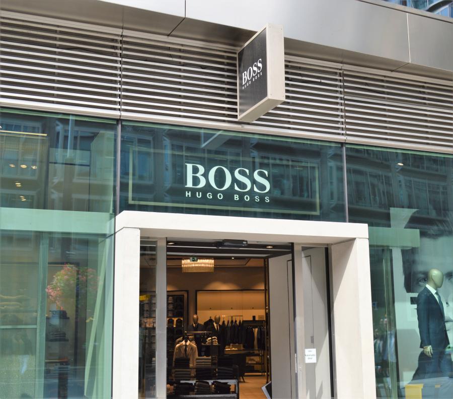 Boss at Cardinal Place Victoria
