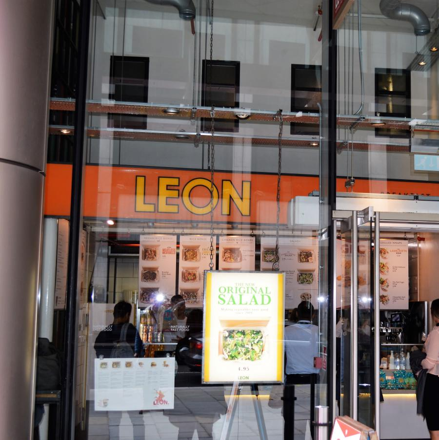 Leon at Cardinal Place Victoria