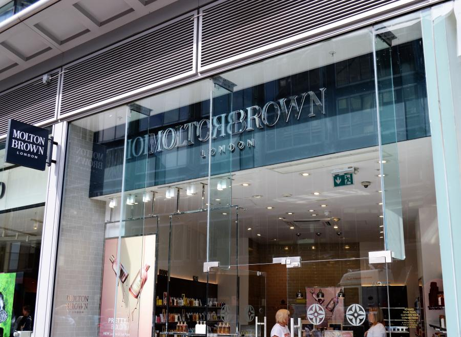 Molton Brown at Cardinal Place Victoria
