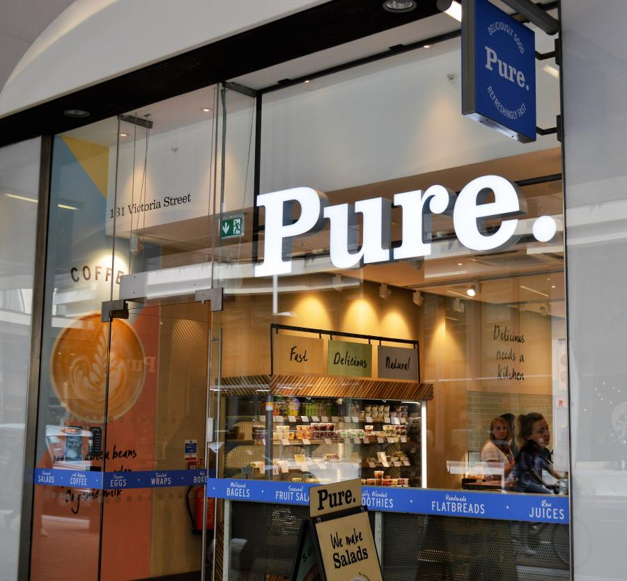 Pure at Cardinal Place Victoria