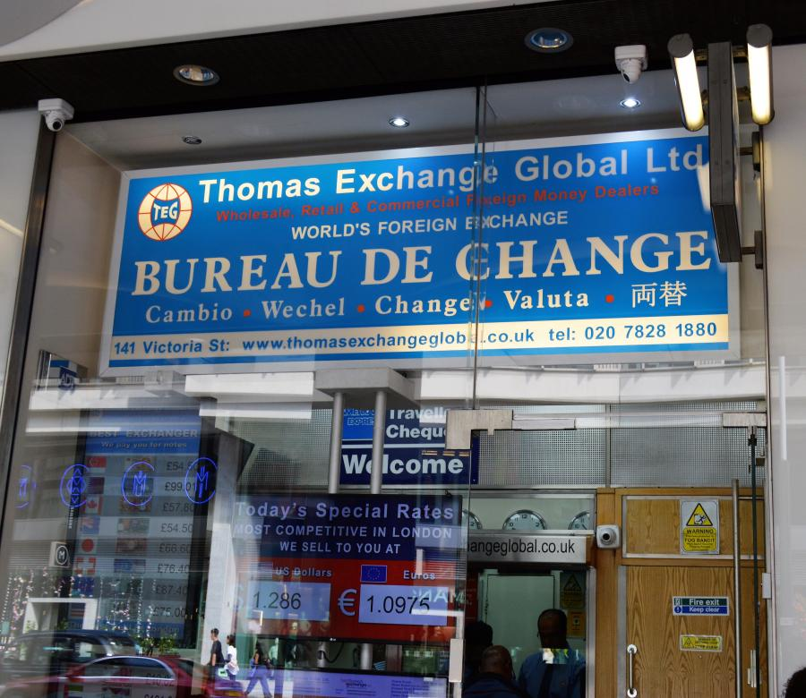 Thomas Exchange Global, Victoria London