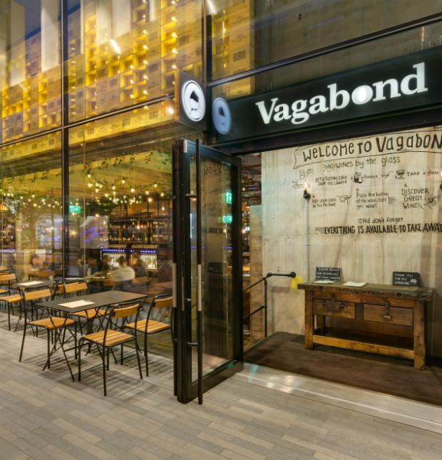 Vagabond at Nova Victoria