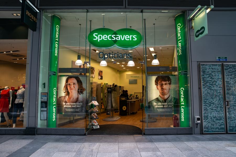 Specsavers at Victoria