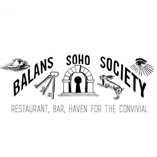 Balans Soho Society logo