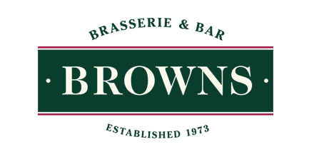 Browns Bar & Brasserie logo