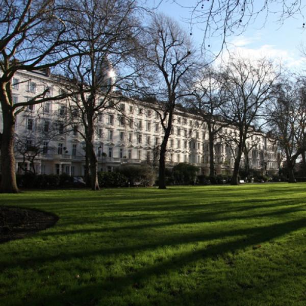 Pimlico Garden and Shrubbery