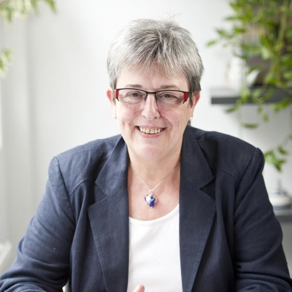 Cathy Corcoran OBE