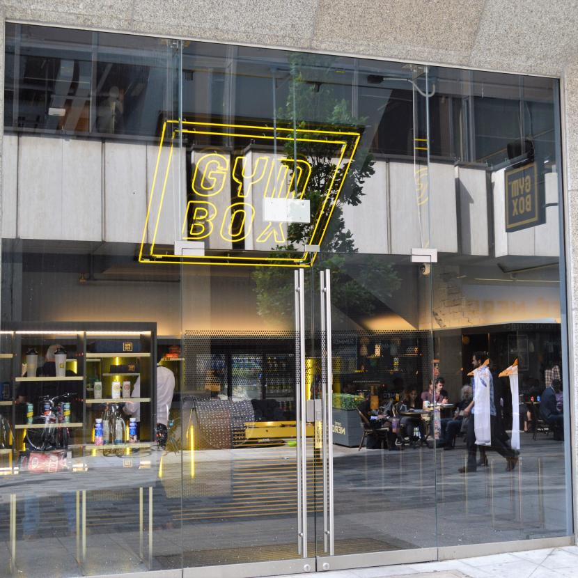 Gymbox in Victoria