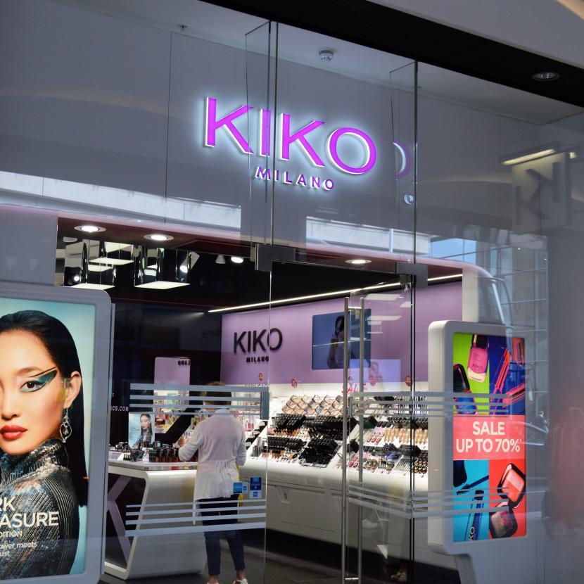 Kiko Milano at Cardinal Place Victoria