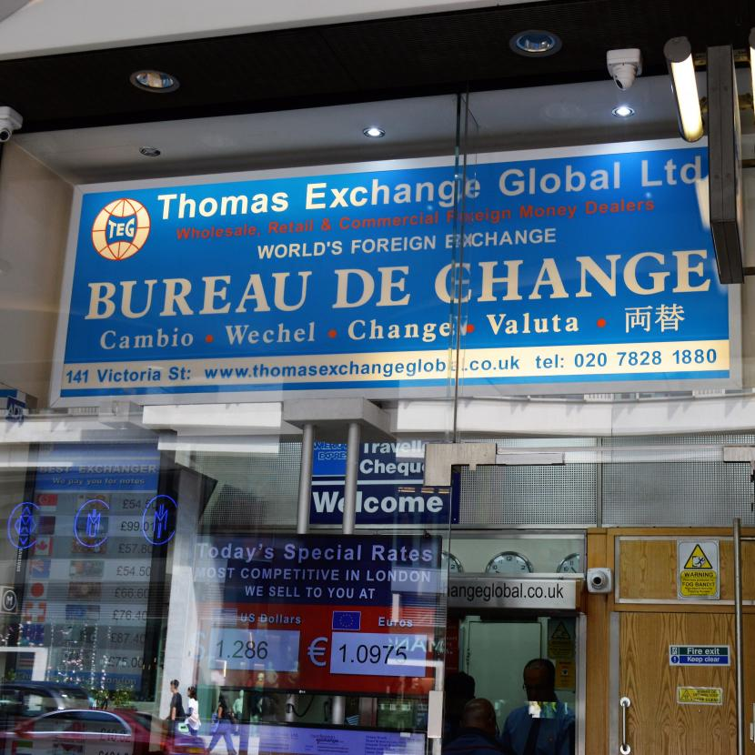 Thomas Exchange Global, Victoria London