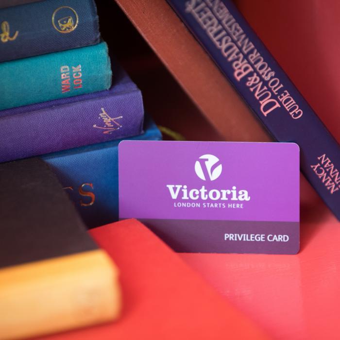 Victoria BID Project