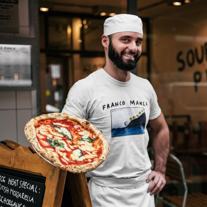 Franca Manca pizza