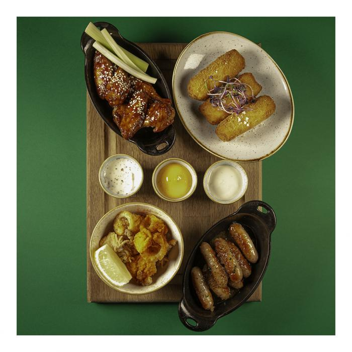Greenwood - Sharing Platter
