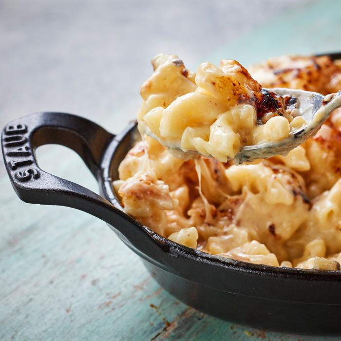 M Victoria Mac and Cheese