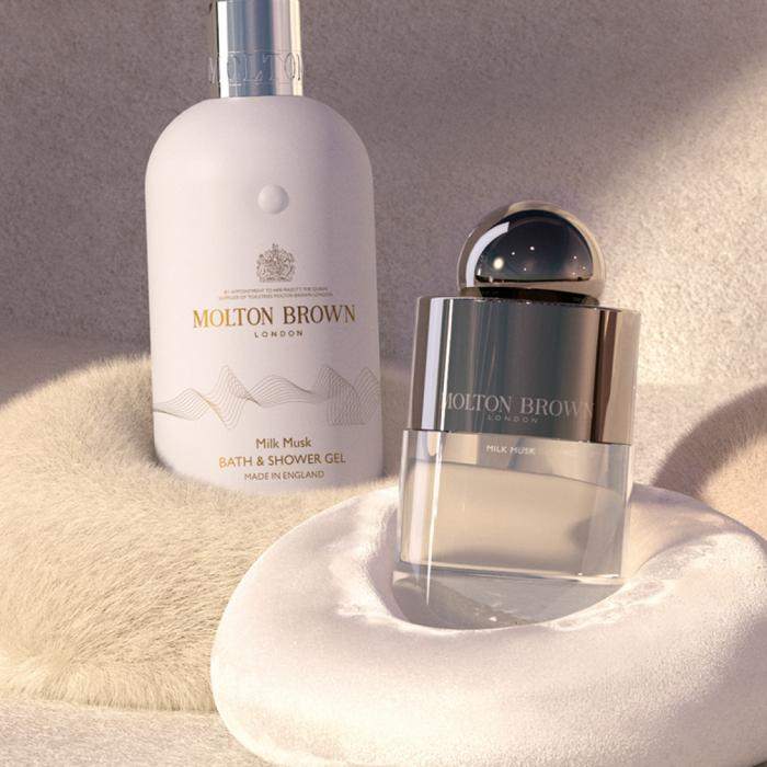 molton brown - milk musk