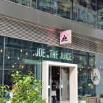 Joe & The Juice at Cardinal Place Victoria