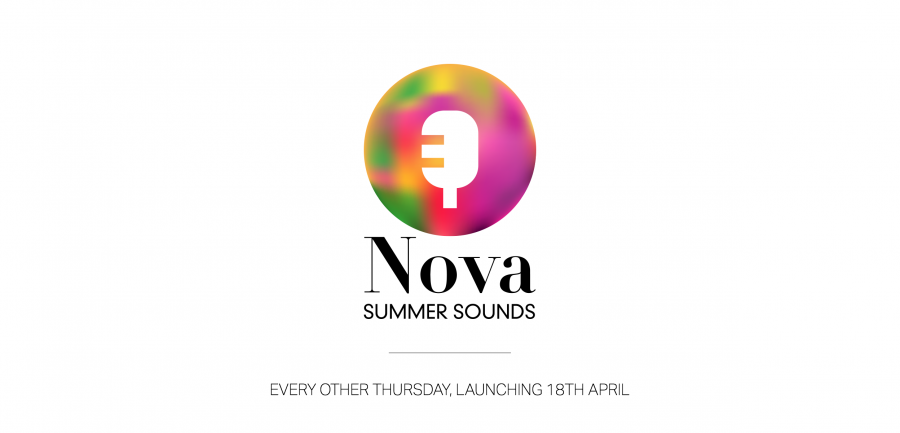 Joins us at Nova Summers Sounds